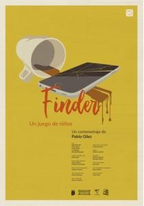 Finder, un juego de niños