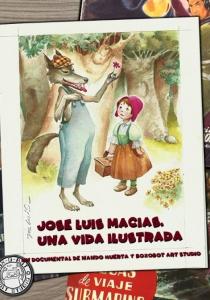 José Luis Macías. Una vida ilustrada