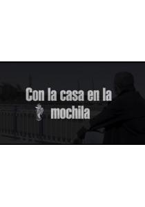 CON LA CASA EN LA MOCHILA