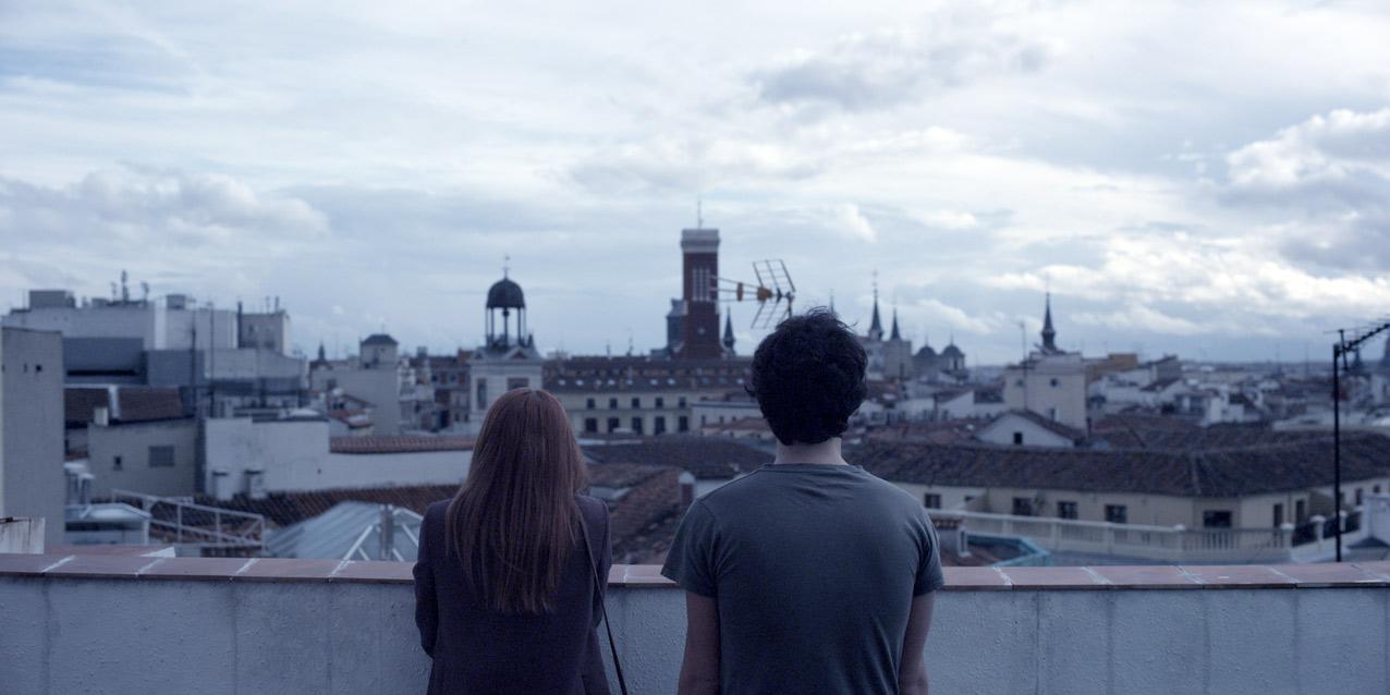 Aura Garrido y Javier Pereira en Stockholm (Sorogoyen, 2012)